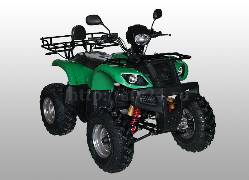 Квадроцикл Armada ATV150B с колесами на 8 дюймов